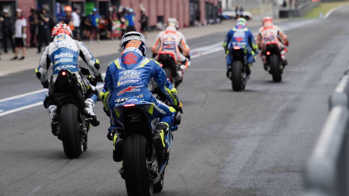 MotoGP | Resumen de la carrera del GP de Argentina: victoria de ...