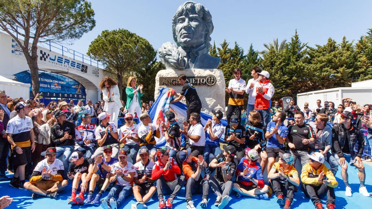 Circuito De Jerez : Motociclismo la catedral se rebautiza como circuito de jerez