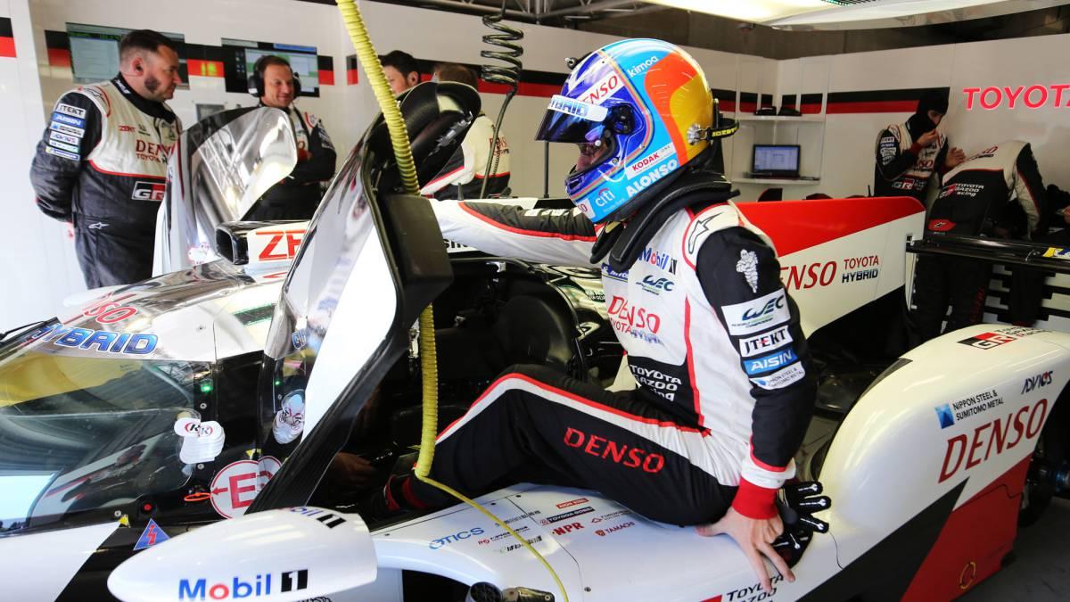 WEC | Resumen de las 6 Horas de Spa del WEC: victoria de Alonso - AS.com
