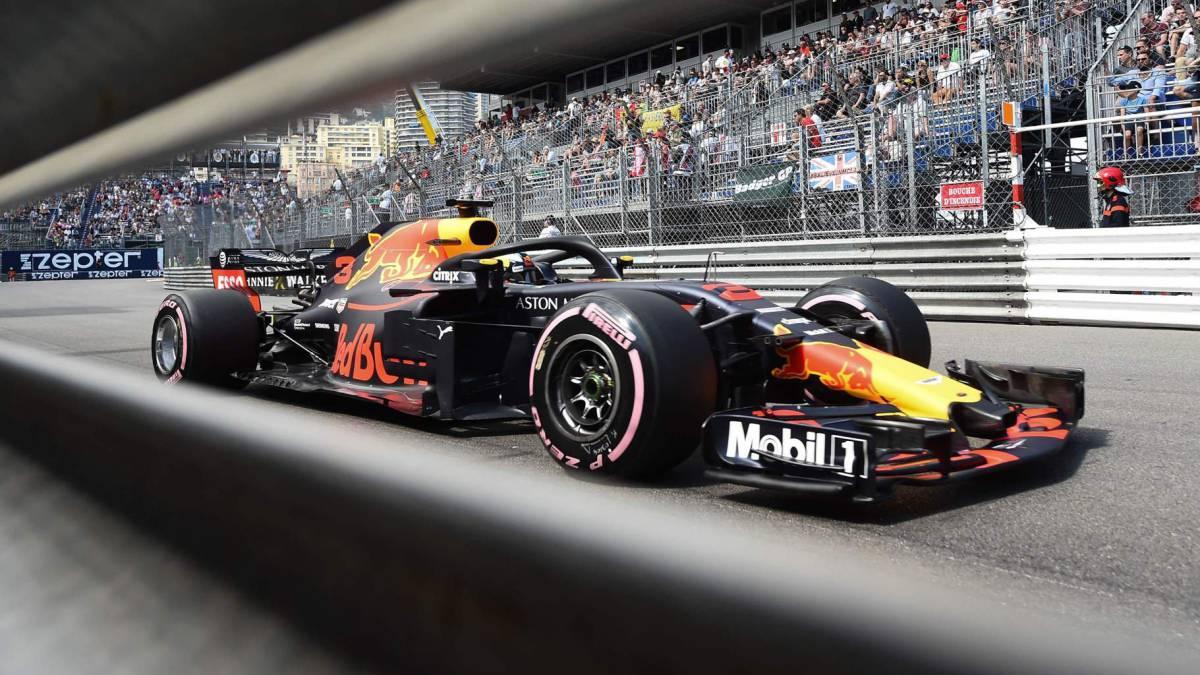 Ricciardo sufrió, pero logró triunfar en Mónaco