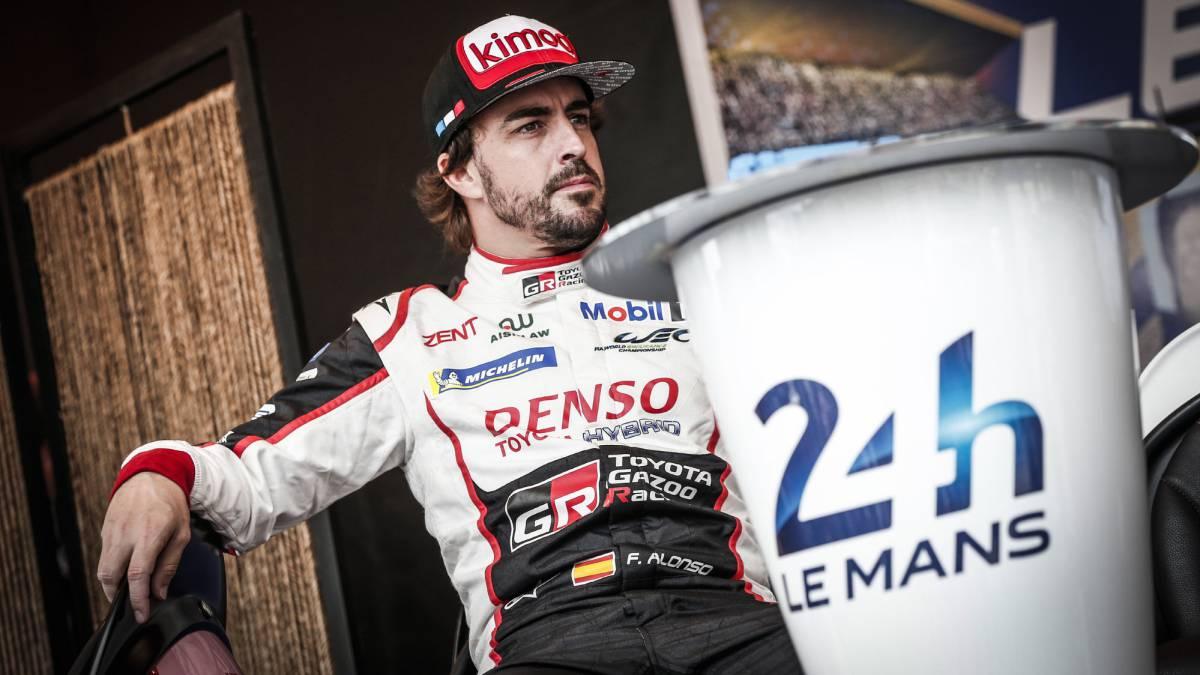 Pechito López, muy conforme con su podio en Le Mans