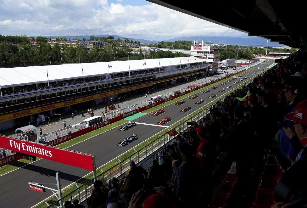 El circuito de Barcelona-Catalunya se inauguró el 10 de septiembre de 1991 y sólo 19 días después acogió su primer Gran Premio de Fórmula 1. Celebró su primer GP de motociclismo en 1992, bajo el nombre de Gran Premio de Europa, una denominación que mantuvo hasta 1995, cuando se llamó por primera vez Gran Premio de Catalunya.