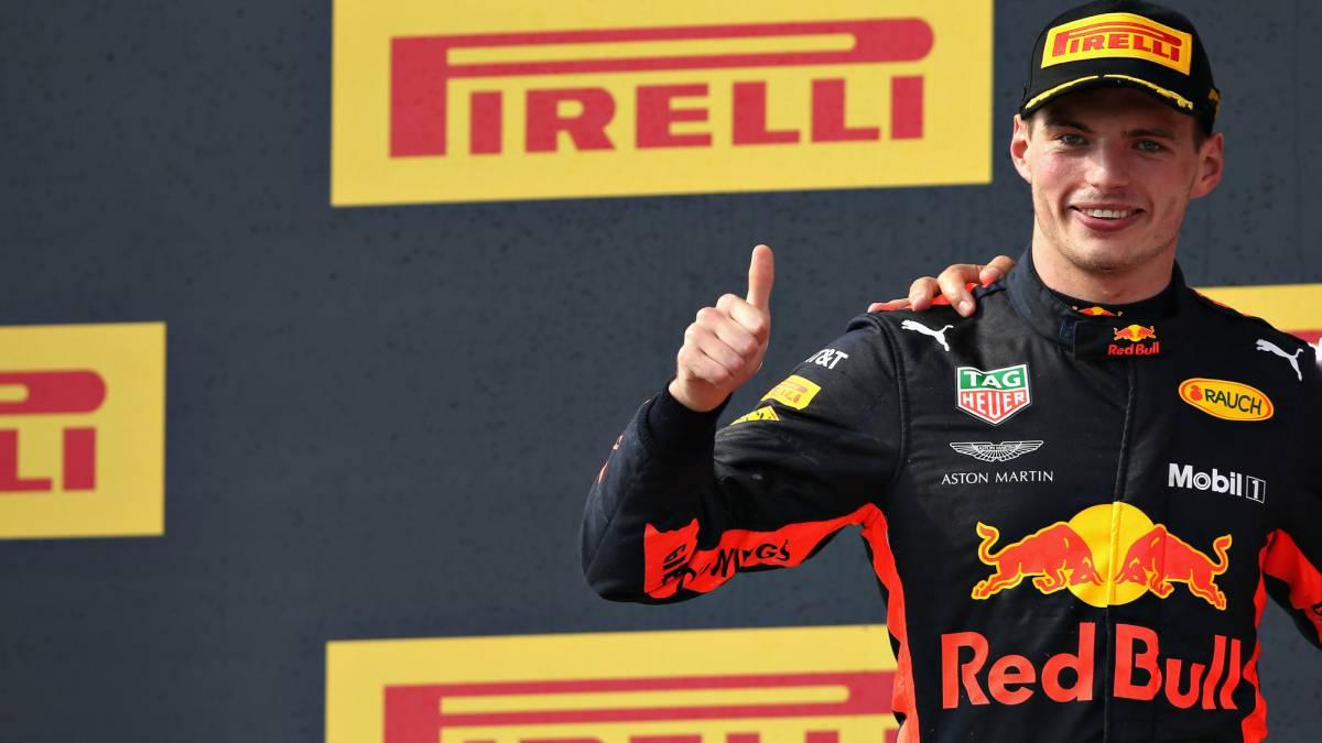 F1 | Verstappen critica a los medios aprovechando el error de Vettel ...
