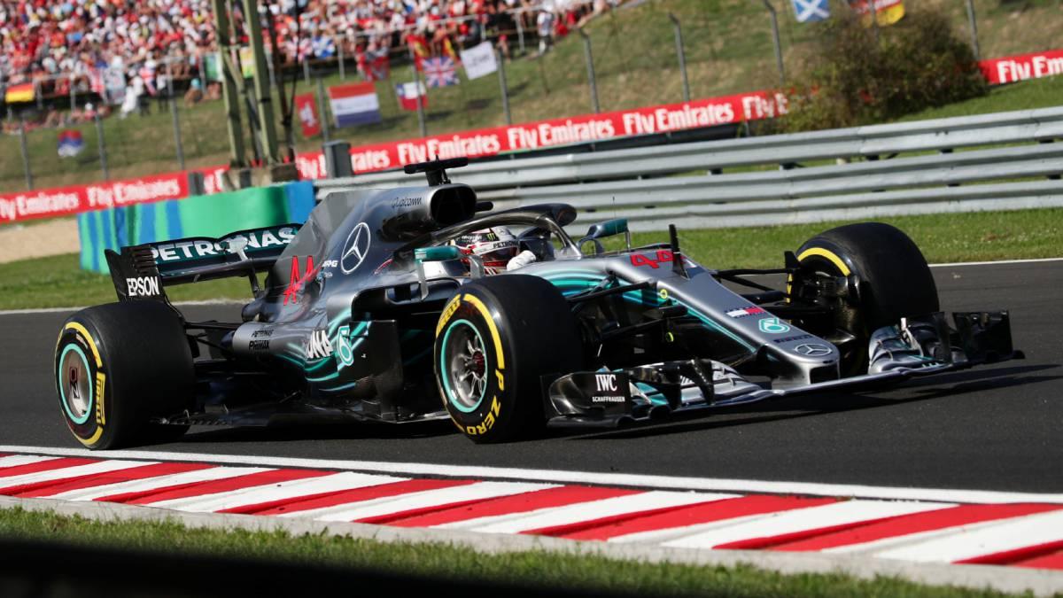 | F1 18 T.XXI | La carrera de Hungría se disputará al 50% 1532856356_502263_1532876026_noticia_normal