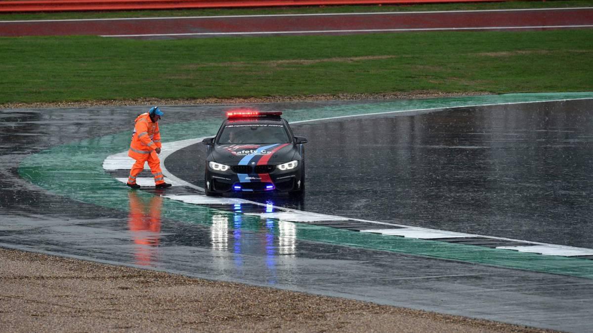 Circuito De Silverstone : Cronología de la suspensión del gp de gran bretaña de motogp as.com
