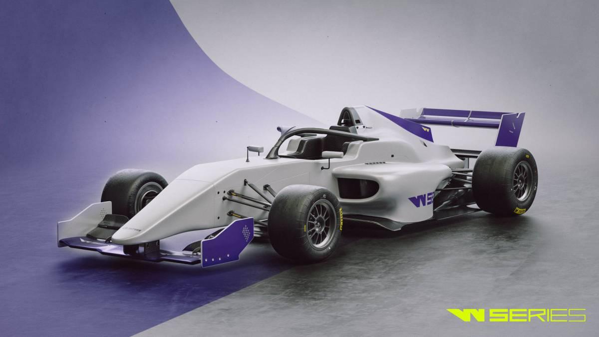 W-Series: Crean una competición automovilística solo para mujeres