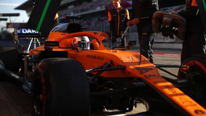 McLaren tendrá motores Mercedes