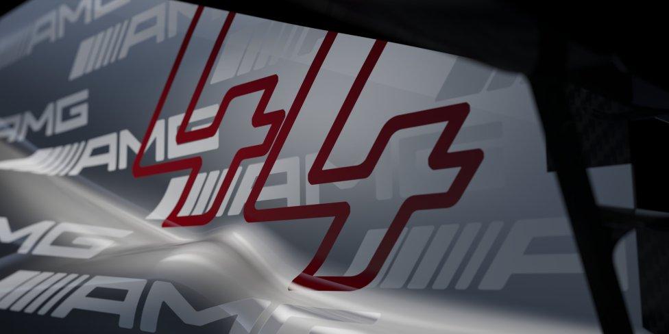 Nuevo monoplaza Mercedes W12