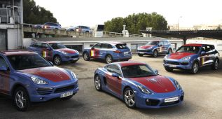Porsche se une a Spiderman