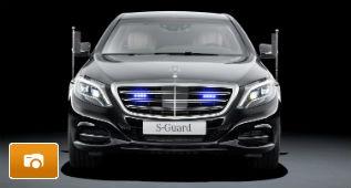 Mercedes Clase S 600 Guard