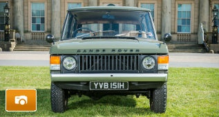 Range Rover #001