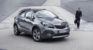 El Opel Mokka estrena motor turbo diésel 1.6 CDTI