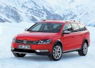 Volkswagen presenta la versión Alltrack para el Golf
