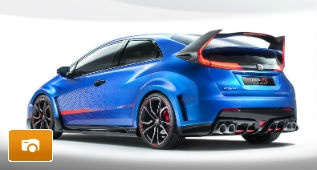 Honda Civic 2015 y Type R