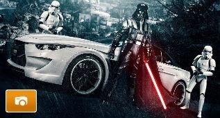 BMW M6 Cabrio Stormtrooper