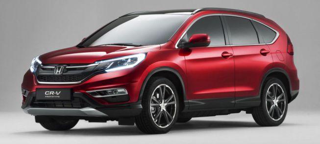 El Honda CR-V se actualiza
