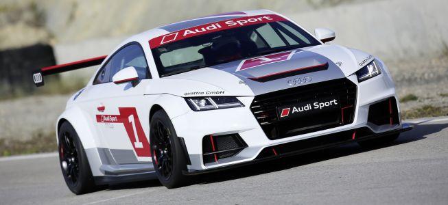 Habrá Audi Sport TT Cup