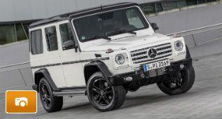 Mercedes Clase G Edition 35