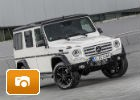 Mercedes Clase G Edition 35