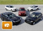 15 años de BMW X