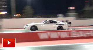 De 0 a 387 km/h en 6 segundos