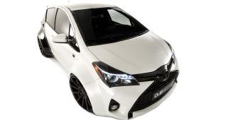 Toyota se pone serio en el SEMA