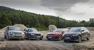 Los SUV más deseados, a fondo en asfalto y off-road
