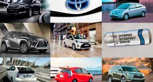 Toyota ha vendido siete millones de híbridos en todo el mundo