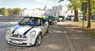 Mini-manía en Aranjuez