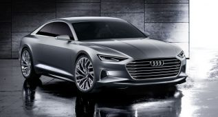 ¿Nueva era de diseño en Audi?