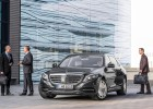 Maybach renace como submarca de lujo de Mercedes