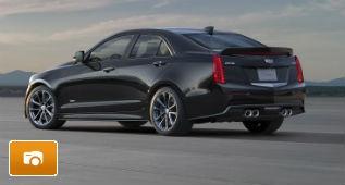 Cadillac ATS-V Cupé y Sedán