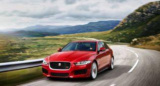 La nueva y atractiva berlina compacta de Jaguar se llama XE