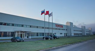 Toyota llama a revisión a cerca de 40.000 coches