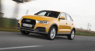 Nos ponemos al volante de la nueva gama Audi Q3