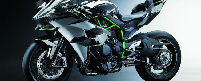 Llega la nueva Kawasaki Ninja H2R, sólo para circuito