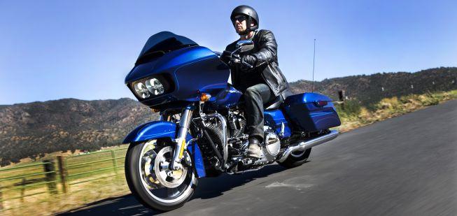 Harley-Davidson Road Glide, rebosante de personalidad