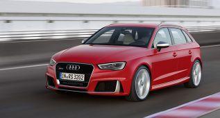 Audi lleva el nuevo RS3 Sportback hasta los 367 CV