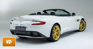 Aston Martin Works 60 Aniversario Vanquish