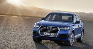 Audi presenta la segunda generación del Q7