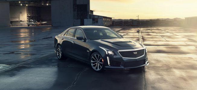 640 CV para el Cadillac CTS-V