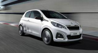 Nuevo Peugeot 108 línea S