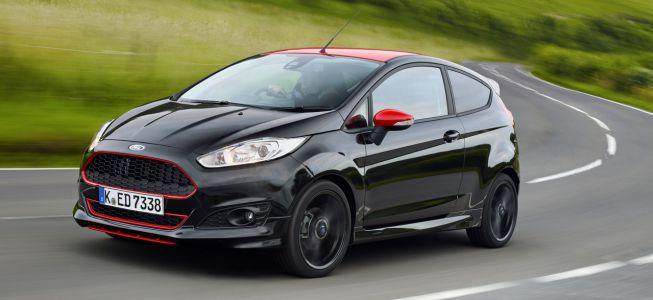 Ya están a la venta los Ford Fiesta Red y Black Edition