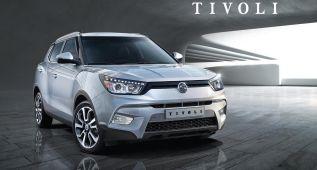 Primeras imágenes del futuro SUV compacto de Ssangyong