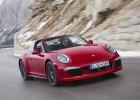 Porsche 911 Targa 4 GTS, mejor relación peso/potencia