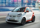 El Smart ForTwo estrena cambio de doble embrague