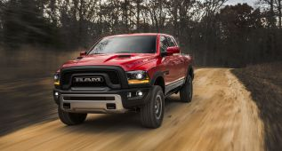 RAM Rebel: el otro pick-up