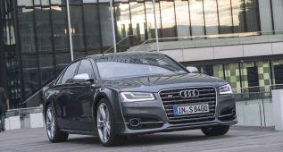 Audi S8: un coche a la altura del mismísimo Cristiano Ronaldo