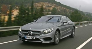 Mercedes-Benz S 500 4 MATIC Coupe