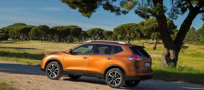 X-Trail: el mismo nombre para un coche totalmente diferente